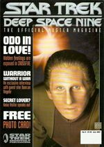 DS9 Poster Magazine issue 11 cover