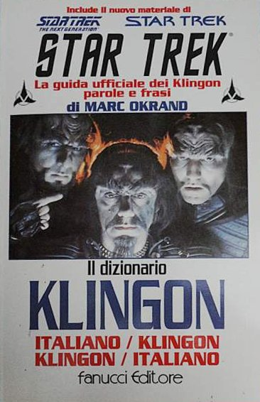 Il dizionario Klingon