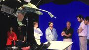 Klingon Bird-of-Prey production discussion