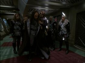 Martok appointed chancellor