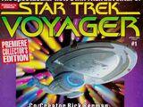 The Official Star Trek: Voyager Magazine