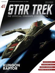 Star Trek Official Starships Collection Issue 41