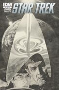 Star Trek Ongoing issue 8 retail incentive cover A