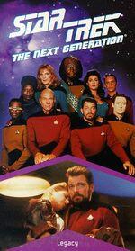 TNG 080 US VHS