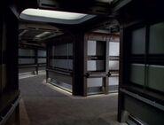 Voyager Korridor Abzweigung