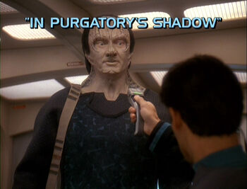 In Purgatory's Shadow title card