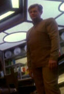 Bajoran deputy at Quarks 2375