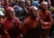 Bajoran monks, 2370
