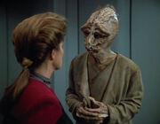 Janeway and Lumas