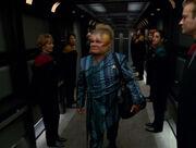 Neelix leaves Voyager