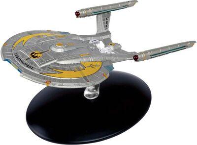 Raumschiffsammlung Spiegeluniversum Enterprise 2155