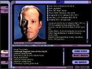 Reginald Barclay Starship Creator personnel file