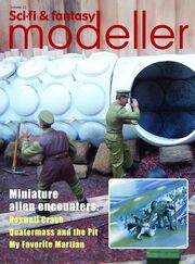 Sci-Fi & Fantasy modeller cover volume 23B