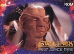 Star Trek Deep Space Nine - Season One Card011