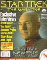 Star Trek The Magazine volume 3 issue 10 cover 1