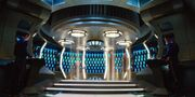 USS Discovery transporter room