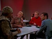 Worf will Geheimnis der Klingonen nicht preisgeben