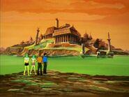 Argo surface city