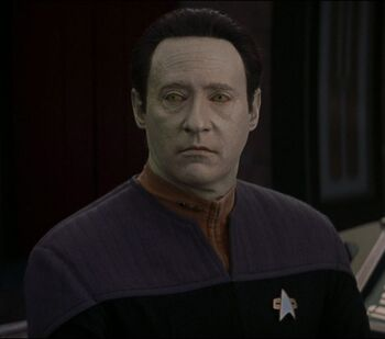 Lieutenant Commander Data (2379)