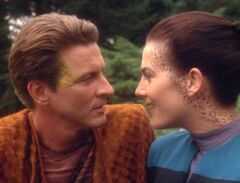 Deral and Jadzia