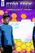 Star Trek Boldly Go, issue 2 S