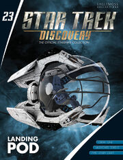 Star Trek Discovery Official Starships Collection issue 23