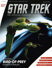 Star Trek Official Starships Collection issue 107