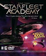 Starfleet Academy DVD-ROM
