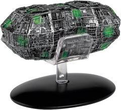 Eaglemoss 130 Borg Probe