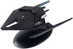 Eaglemoss Section 31 Shiva Class