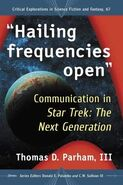 Hailing Frequencies Open cover