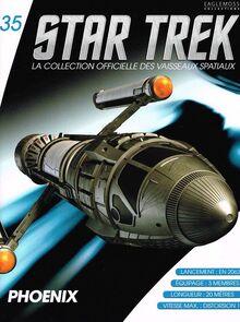 La collection officielle des vaisseaux spatiaux SSS-FR-064-M