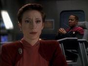 Sisko ignoriert Toddmans Befehl