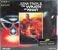 Star Trek 2 VCD cover (US)