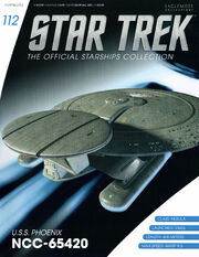 Star Trek Official Starships Collection issue 112