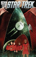 Star Trek Ongoing issue 13 cover A