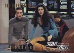 Star Trek The Next Generation - Season Three Trading Card 266