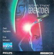 Star Trek Treffen der Generationen (VCD)