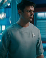 Starfleet medical tunic, alternate reality