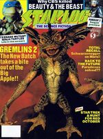Starlog issue 154 cover