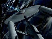 USS Enterprise takes on the planet killer, remastered