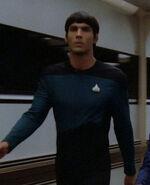 Vulcan science officer, 2364