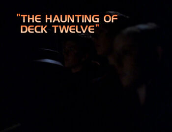 The Haunting of Deck Twelve title card