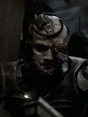 Borg-Drohne in einer Vision von Seven of Nine 2