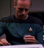 Bridge science officer, 2366