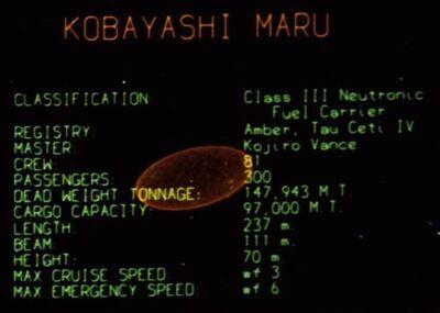 Daten Kobayashi Maru