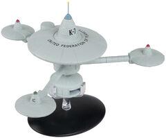 Eaglemoss SP11 Deep Space Station K-7