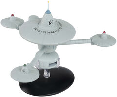 Eaglemoss SP11 Deep Space Station K-7