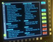 Filmdatenbank der Enterprise