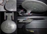 Hamilton USS Enterprise-D
